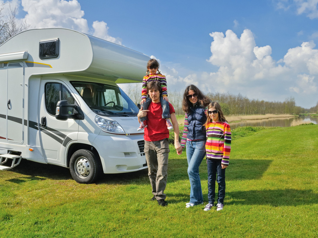 Is Your RV Using Up Your Driveway Space?
